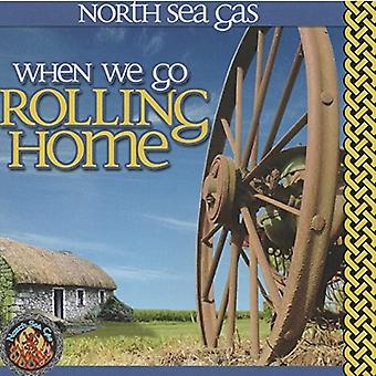 North Sea Gas - When We Go Rolling Home [CD] USA import