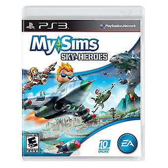 My Sims Sky Heroes PS3 Game