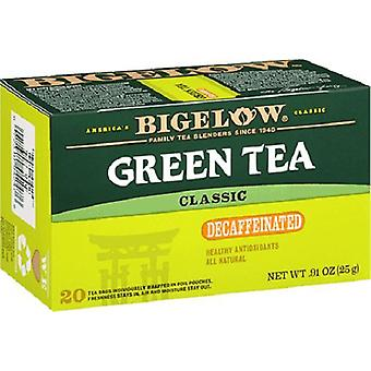 Bigelow Classic Green Tea Decaffeinated Tea
