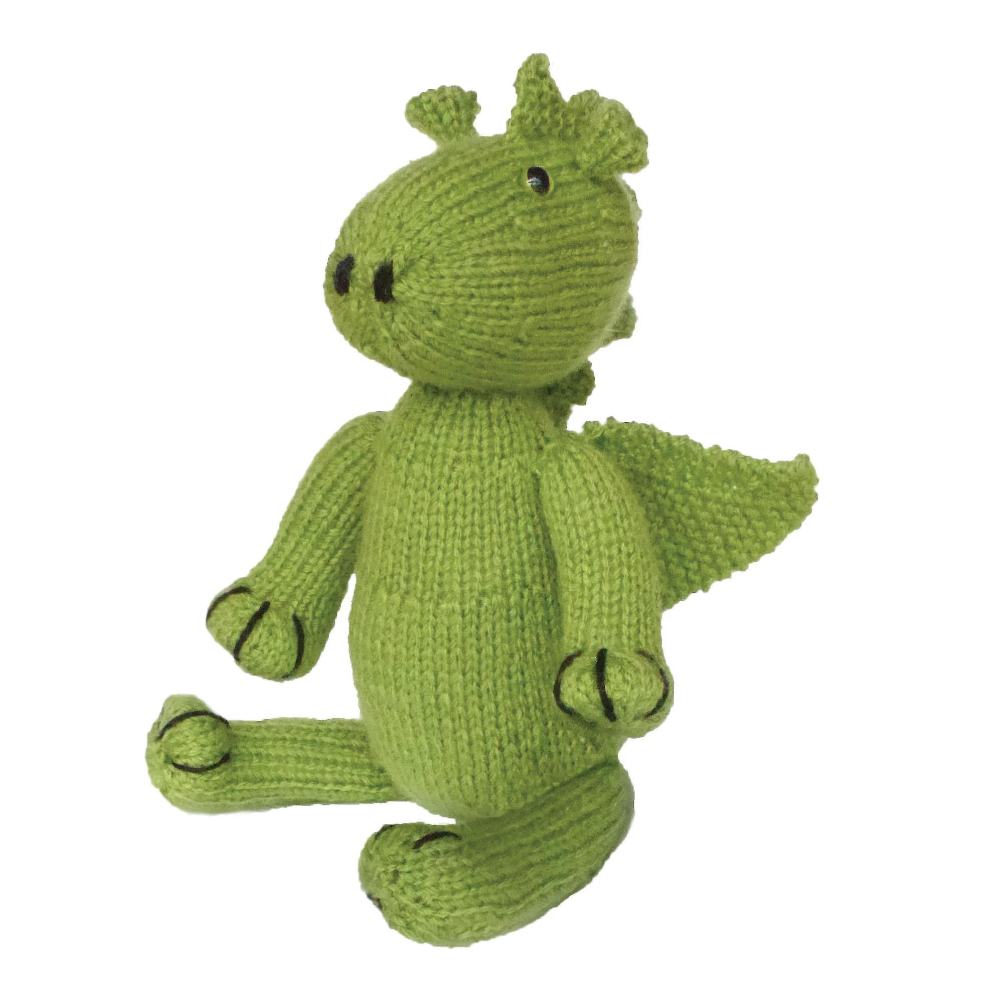 Tricotar o seu próprio Kit de dragão