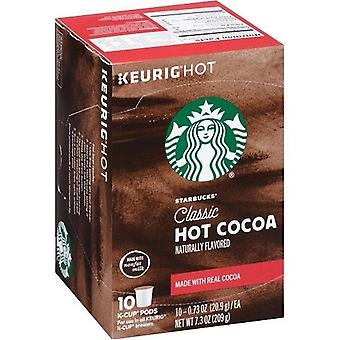 Starbucks hot cacao Classic Keurig K-cupe