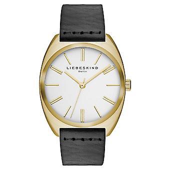 LIEBESKIND BERLIN Unisex Watch wristwatch leather LT-0021-LQ