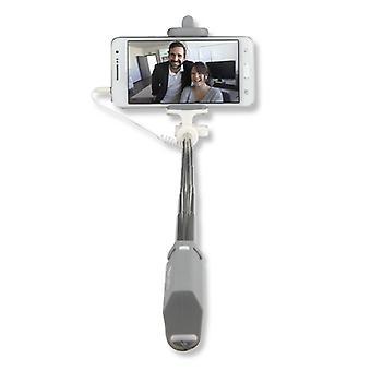 Universal Selfie telescopic Rod stick self timer remote control Selfie-stick