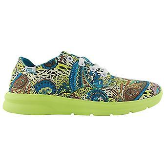 Vans chaussures Vans exécute 2 Iso Leopard Paisley Gn femmes 0000015661_0