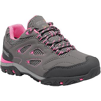 Regatta Boys & Girls Holcombe Low Isotex Waterproof Walking Shoes