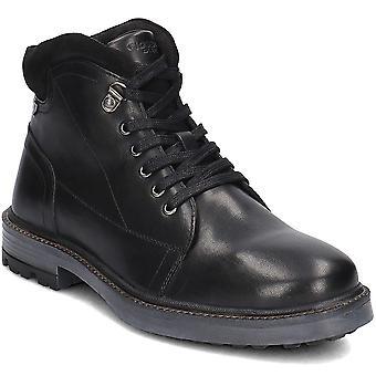 Gioseppo 46393 46393ZWARTE universele winter heren schoenen
