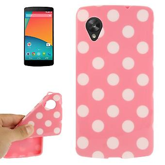 Beschermhoes voor mobiele telefoon LG Google nexus 5 / E980