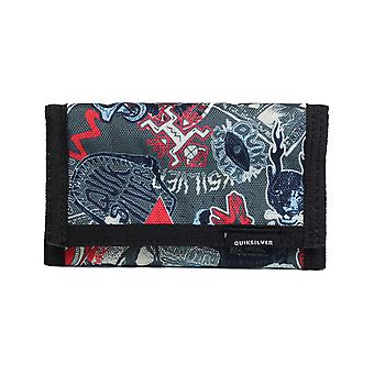 Quiksilver The Every Daily Polyester Wallet in Sleet