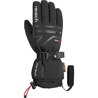 Reusch Down Spirit GTX Glove - Black/White