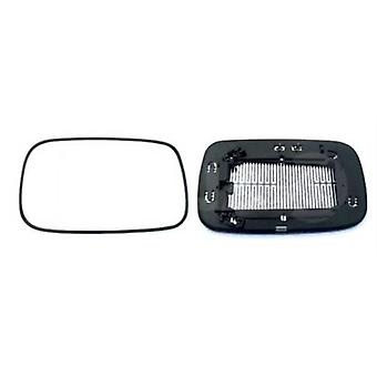 Left Passenger Wing Mirror Glass (Heated) For VOLVO C70 2 Convertible 2006-2010