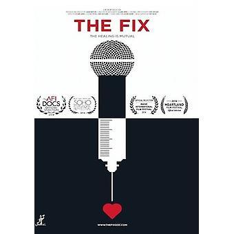 Fix [DVD] USA import