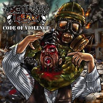 Nocturnal Fear - Code of Violence [CD] USA import