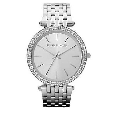 Michael Kors dames Darci Watch - MK3190 - zilver