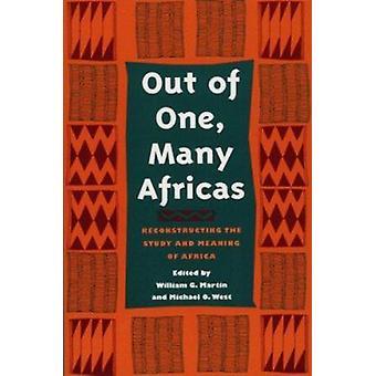 うち 1 つ - 多く Africas - 研究の再構築と Af の意味