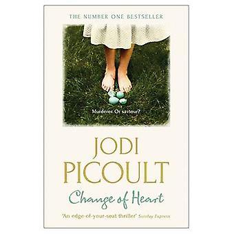 Veränderung des Herzens von Jodi Picoult - 9781444754452 Buch