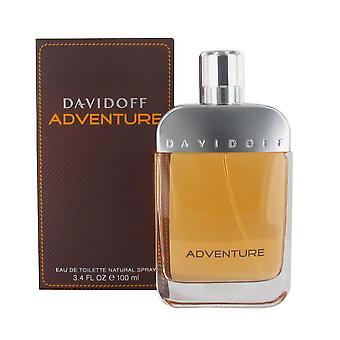 Davidoff Adventure 100ml Eau de Toilette Spray for Men