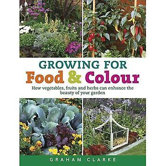 Växande för mat och färg
