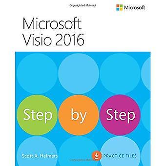 Microsoft Visio 2016 (Step by Step)