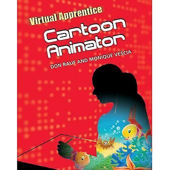 Cartoon animatör (virtuella lärling)