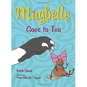 Maybelle va al tè