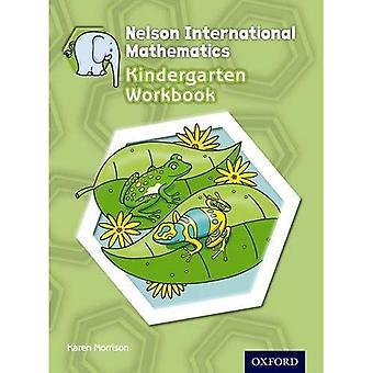 Nelson internationella matematik dagis arbetsbok