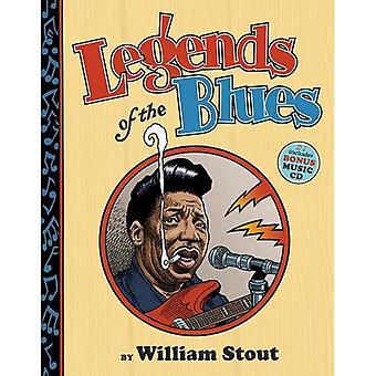 Légendes du Blues (PagePerfect coin livre)