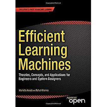 Macchine efficienti di apprendimento: Teorie, concetti e applicazioni per ingegneri e progettisti di sistemi
