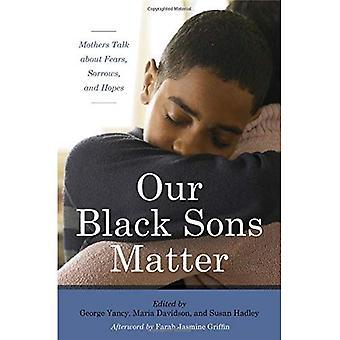 Nuestras madres de materia hijos negro