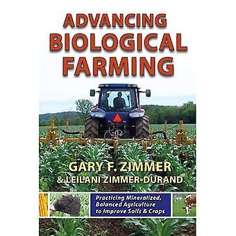 Avanzando di agricoltura biologica
