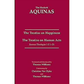 Avhandling om lycka - avhandling om mänskliga handlingar (Hackett Aquinas)