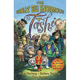 Le grand livre énorme gros de Tashi