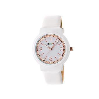 Crayo Vivid Unisex Watch - White