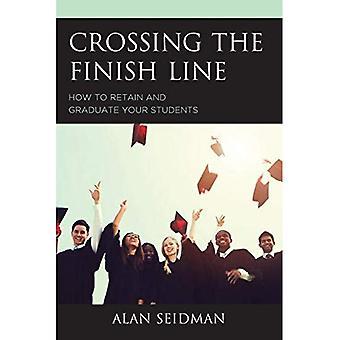 Kruising van de afwerkingslijn: hoe te behouden en uw studenten afstuderen