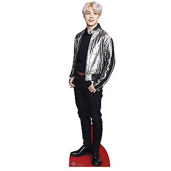 Jimin from BTS Bangtan Boys Mini Cardboard Cutout / Standee / Standup