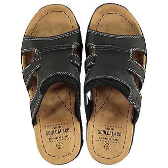 SoulCal Mens Lounge sandálias