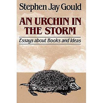 Seeigel in der Sturm-Essays über Bücher und Ideen von Gould & Stephen Jay