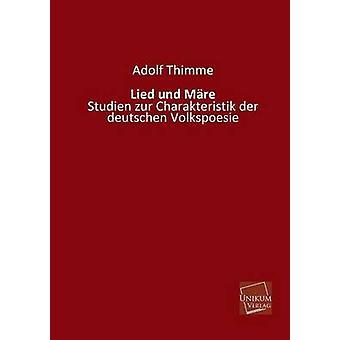 Gelogen Und Mare door Thimme & Adolf