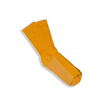 American Trench Silver Crew Antimicrobial Socks (Gold)
