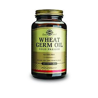 Solgar Wheat Germ Oil 1130 Mg Softgels 100