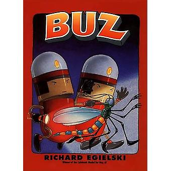 Buz by Richard Egielski - Richard Egielski - 9780064434799 Book