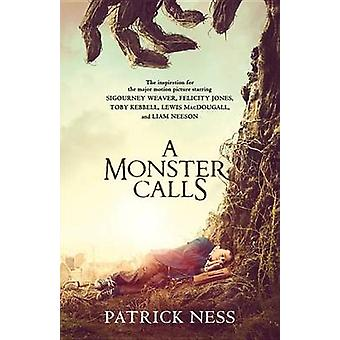 A Monster Calls - A Novel (Movie Tie-In) - Inspired by an Idea from Sio