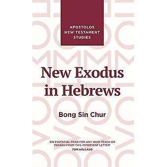 New Exodus in Hebrews by Bong Chur Shin - 9781910942451 Book