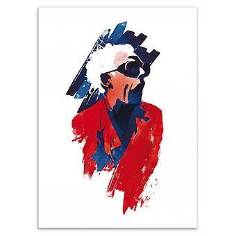 Art-Poster - Time Doctor - Robert Farkas 50 x 70 cm