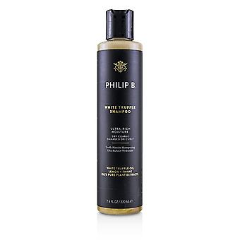 Philip B White Truffle Shampoo (ultra-rich Moisture - Dry Coarse Damaged Or Curly) - 220ml/7.4oz