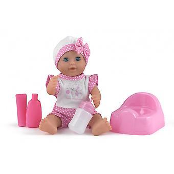 Set de regalo de regates de muñecas mundo bebé