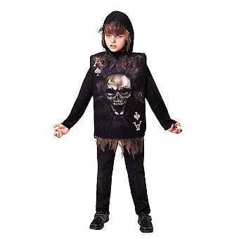 Bristol nyhed Childrens/Kids skelet spille kort Tabard