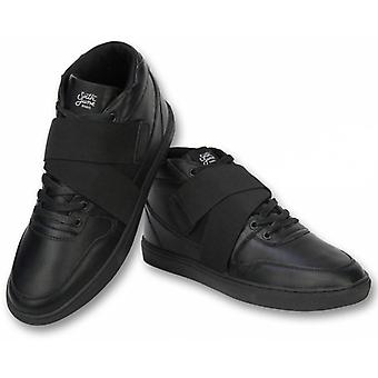 Shoes - Sneaker Nation Strap - Black