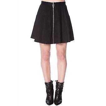 Banned Apparel Scratch Skater Skirt