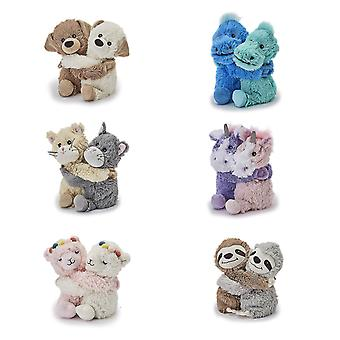 Warmies Warm Hugs Microwaveable Soft Cuddly Toy With Lavender Scent - Various