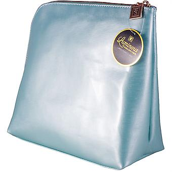 Danielle Creations Luminous Collection Large Size Makeup Bag - Mint Green